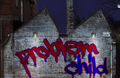 CD Album Cover and CD Art for Problem Child Austin